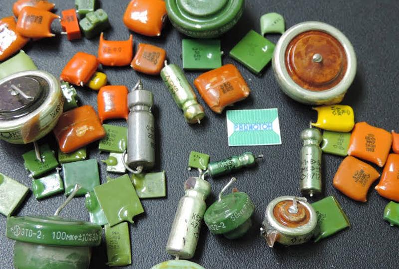 skupka radiodetalej 001 1 - Для чего в радиодеталях нужны драгметаллы?