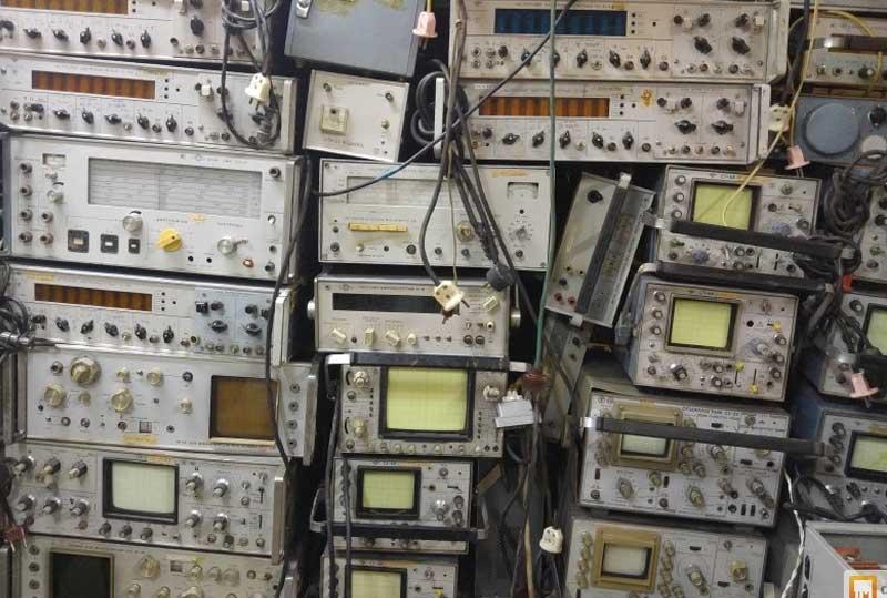 fotostatia yule 4 - В каких советских приборах имеются ценные радиодетали?