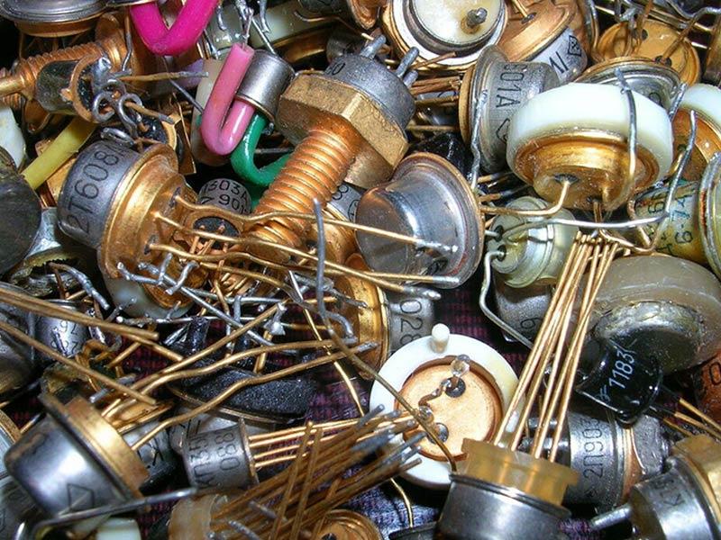 в каких радиодеталях ценные металлы для скупки